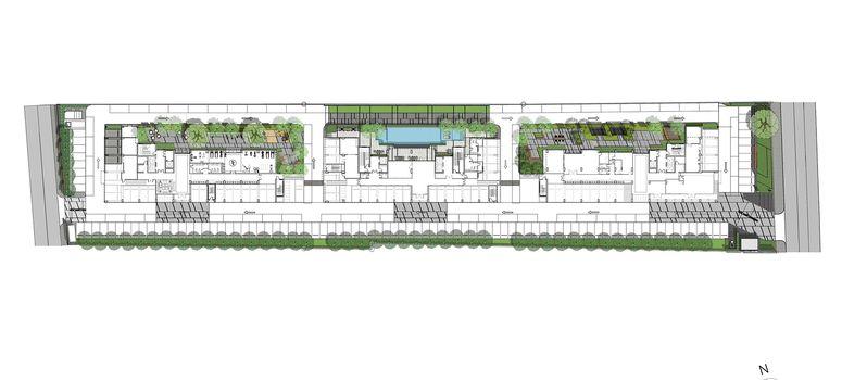 Master Plan of Niche Mono Sukhumvit Puchao - Photo 1