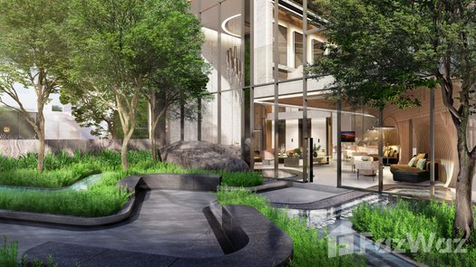 Photos 1 of the Communal Garden Area at The Crest Park Residences
