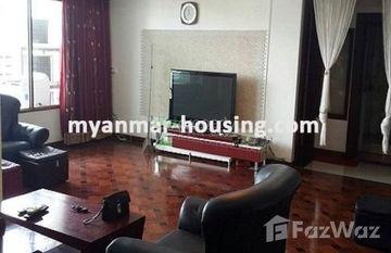 3 Bedroom Condo for rent in Kyeemyindaing, Yangon in ကော့မှုး, ရန်ကုန်တိုင်းဒေသကြီး