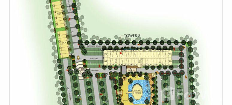 Master Plan of Supalai Park Kaset - Photo 1