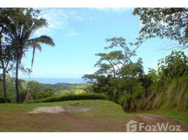 N/A Land for sale in , Guanacaste 5048a Santo Domingo Ocean View Lot #1:Stunning Ocean View with Tranquil Jungle Surroundings, Sámara, Guanacaste