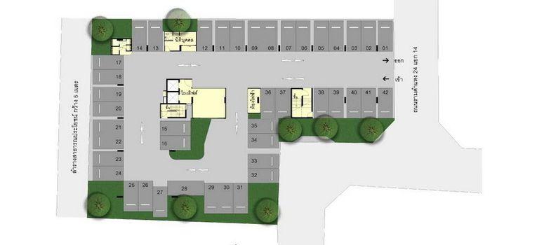 Master Plan of CYBIQ Ramkhamhaeng - Photo 1