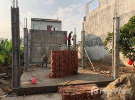 海防市 An Dong Bán nhà 3 tầng độc lập mặt đường nhựa 5m khu Bãi Huyện, An Đồng 3 卧室 屋 售