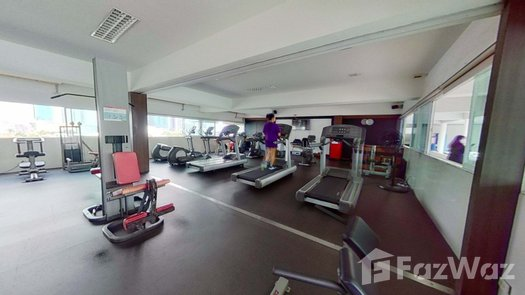 3D Walkthrough of the Communal Gym at Thonglor Tower