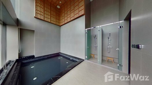 3D Walkthrough of the Onsen at The ESSE At Singha Complex