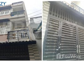 4 Bedrooms House for sale in Tan Quy, Ho Chi Minh City Bán nhà hẻm xe hơi, Gò Dầu, Q.Tân Phú, nhà nở hậu, sổ hồng riêng. 1 trệt 2 lầu, 4 PN