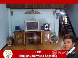 ဒဂုံမြို့သစ်အနောက်, ရန်ကုန်တိုင်းဒေသကြီး 2 Bedroom House for rent in Yangon တွင် 2 အိပ်ခန်းများ အိမ် ငှားရန်အတွက်