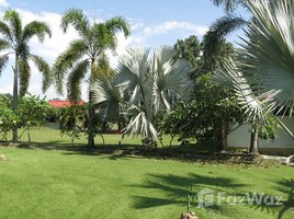 N/A Land for sale in Nam Phrae, Chiang Mai 5.5 Rai Land with Nice Villa for Sale in Hang Dong