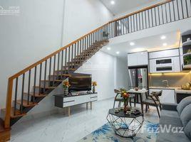 Studio Nhà mặt tiền bán ở Phú Lợi, Bình Dương Nhà Phú Lợi nội thất full, sau CFe Yes