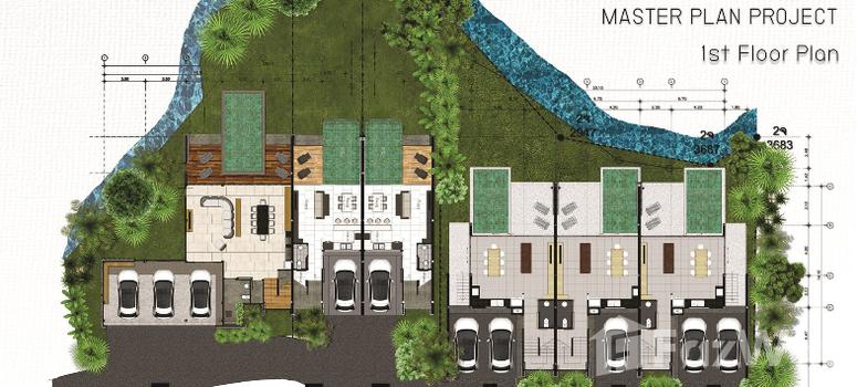 Master Plan of Wallaya Villas - Lake View - Photo 1