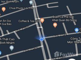 Studio House for sale in Binh Nham, Binh Duong Chính chủ cần bán nhà đất đường CMT 8, hai mặt tiền đối diện cổng khu du lịch Dìn Ký Bình Nhâm