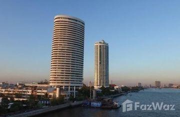 Bangkok River Marina in Bang Phlat, Bangkok