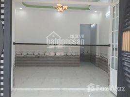 2 Bedrooms House for sale in Thoi Tam Thon, Ho Chi Minh City Nhà mặt tiền nhựa Thới Tam Thôn 13 gần sân banh CV Thới Tứ, ngang 4,2x10m nở hậu đuôi 5m đúc 1 lầu