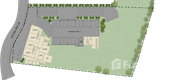Master Plan of The Proud Residence