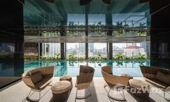 Photos 2 of the Communal Pool at Ideo Ratchada - Sutthisan