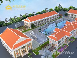 Kandal Preaek Anhchanh Borey Vimean Phnom Penh Ratanak Mungkul 2 卧室 联排别墅 售