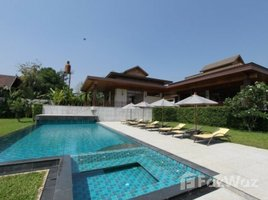 4 Bedrooms Property for sale in Nong Han, Chiang Mai Unique and Rare Villa in San Sai for Sale