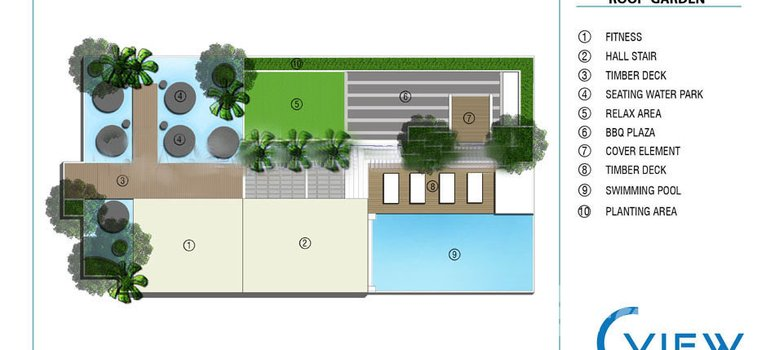 Master Plan of C-View Boutique and Residence - Photo 1