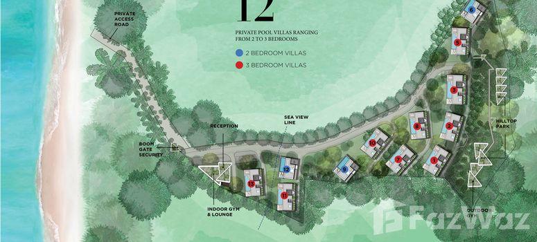 Master Plan of ISOLA Phuket - Photo 1