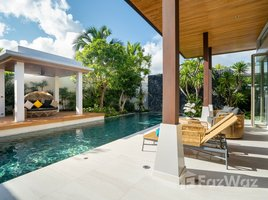 4 Bedrooms Villa for sale in Choeng Thale, Phuket 4 Bedroom Private Pool Villa for Sale close to Bang Tao Beach