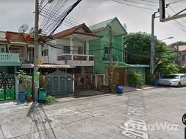 3 Bedrooms Townhouse for sale in Bang Khun Si, Bangkok Townhouse For Sale Soi Jaran 31