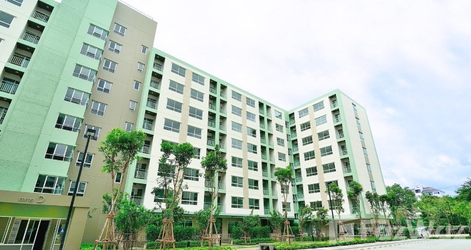 The cheapest residential projects in Bangkok - Lumpini Ville Onnut 46