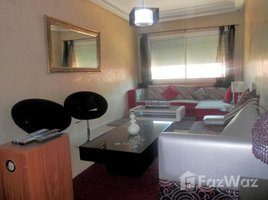 недвижимость, 2 спальни в аренду в Na Menara Gueliz, Marrakech Tensift Al Haouz Appartement Meublé 2 chambres dans une résidence avec piscine à Gueliz - Marrakech