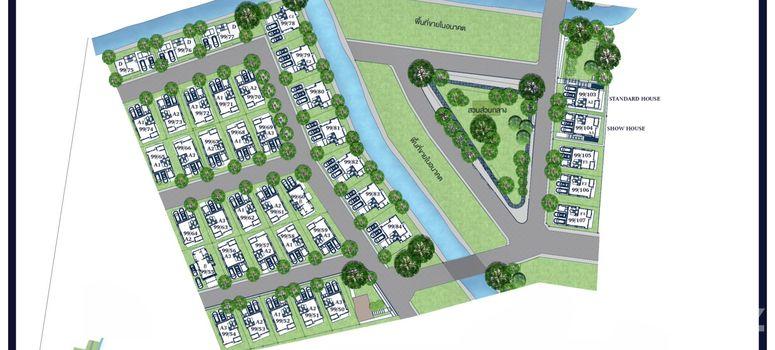 Master Plan of AQ Arbor Suanluang Rama 9 – Pattanakarn - Photo 1