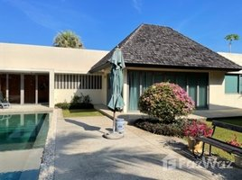4 Bedrooms Villa for sale in Si Sunthon, Phuket Layan Hills Estate