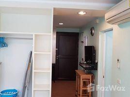 Studio Condominium a louer à Bang Lamphu Lang, Bangkok The Fine at River
