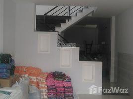 Studio House for sale in An Lac, Ho Chi Minh City Bán nhà HXH 6m Lâm Hoành, P. An Lạc, BT, DT 4x15m, trệt + 1 lầu, sát bên Tên Lửa