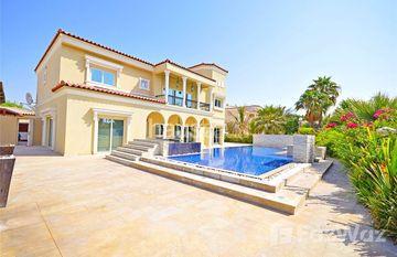 Luxury Villas Area in Green Community West, Dubai