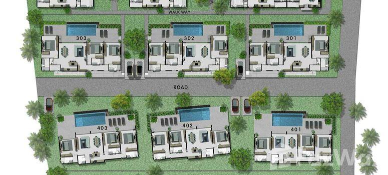 Master Plan of MA Seaview Exclusive Villas - Photo 1