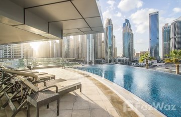 Trident Bayside in Marina Diamonds, Dubai