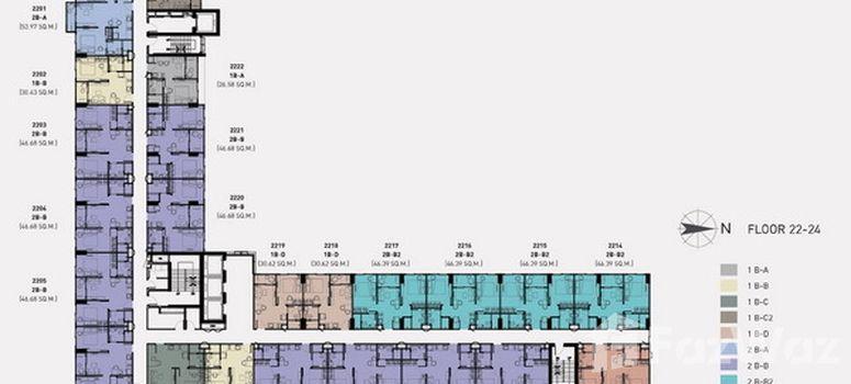 Master Plan of Artemis Sukhumvit 77 - Photo 1