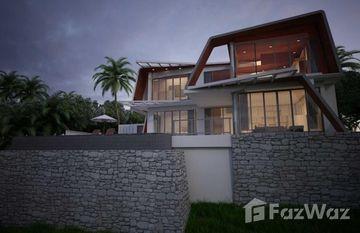 Custom Build Sea View Villa in Na Mueang, Koh Samui