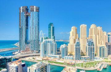 DEC Tower 1 in , Dubai