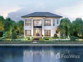 4 Bedrooms House for sale in Bang Nam Chuet, Samut Sakhon Lake Serene Rama 2