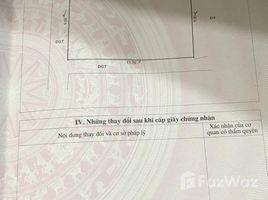 興安省 Long Hung 120m2 lô góc siêu đẹp thôn Lại Ốc - Long Hưng - Văn Giang, mặt tiền 9m, đường rộng ô tô đỗ cửa N/A 土地 售