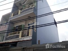 Studio House for sale in Binh Tri Dong, Ho Chi Minh City Bán gấp căn nhà mặt tiền hẻm đường Đình Nghi Xuân - Bình Tân, giá 6,2 tỷ (TL)