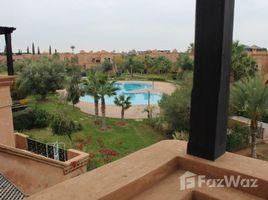Marrakech Tensift Al Haouz Na Annakhil Bel appartement dans un complexe arborique 1 卧室 住宅 租