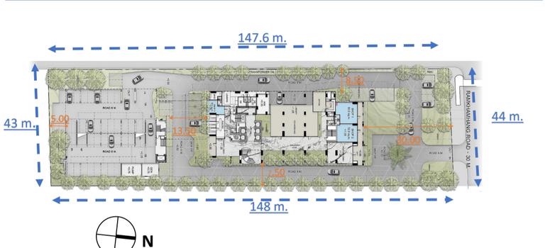 Master Plan of Knightsbridge Collage Ramkhamhaeng - Photo 1
