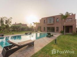 Marrakech Tensift Al Haouz Na Menara Gueliz Charmante villa à louer à Marrakech 6 卧室 屋 租