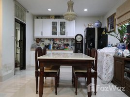 4 Bedrooms House for sale in Tha Raeng, Bangkok Ram Indra 2 Storey House