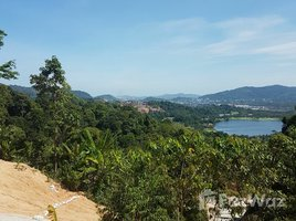 N/A Land for sale in Kathu, Phuket Sea View Land with 360 Phuket City View + Golf Course