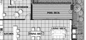 Unit Floor Plans of Acasia Pool Villas