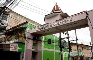 Baan Khu Khwan Hansa 3-4 in Bang Bon, Bangkok
