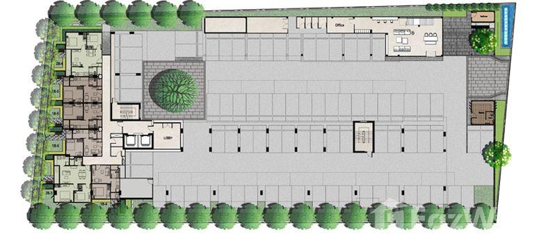 Master Plan of D'Mura Phahol - Kaset - Photo 1