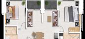 Unit Floor Plans of Marina Golden Bay