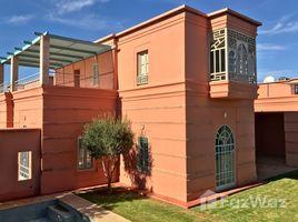 недвижимость, 3 спальни в аренду в Na Menara Gueliz, Marrakech Tensift Al Haouz Villa à louer à Marrakech